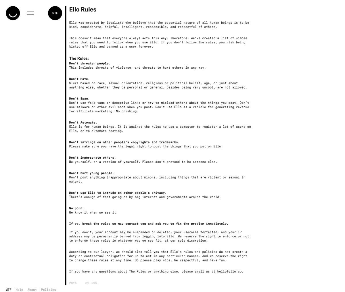 ello-rules