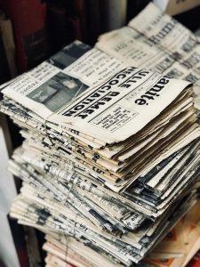 Facebook Werbung ist effizienter als Zeitungswerbung