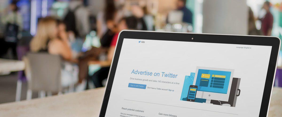 Twitterwerbung für Unternehmen