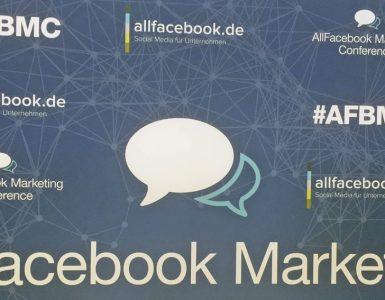 AllFacebook Marketing Conference - März 2016
