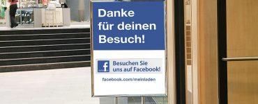 Besuche uns auf Facebook