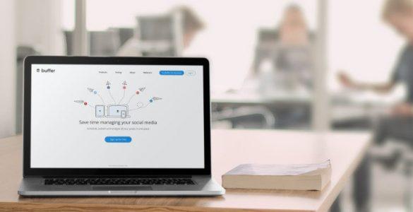 App Review - Buffer Social Media Tool