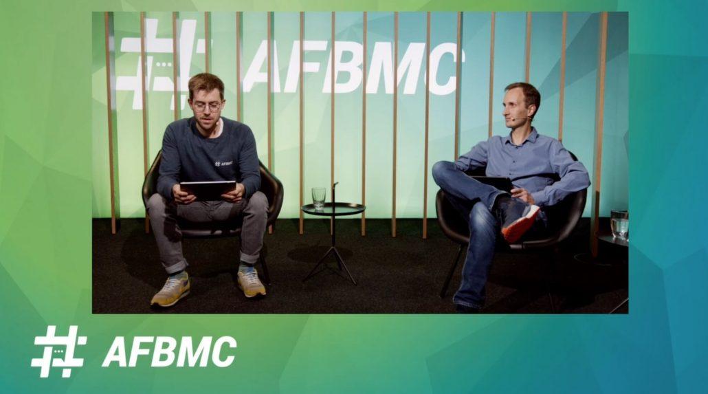 AFBMC - Recap der digitalen Ausgabe April 2021